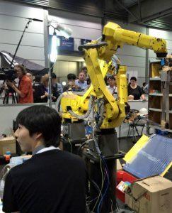 物流自動化の国際競技会で日本のVBが活躍